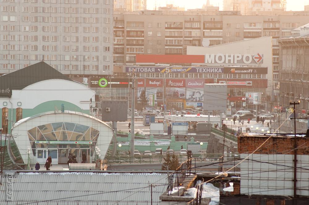 около возкала Новосибирск с высоты фото Виталий Караван