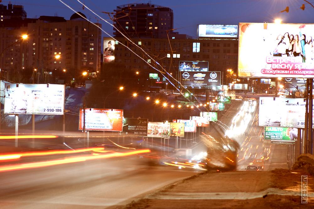 октябрьский мост Новосибирск