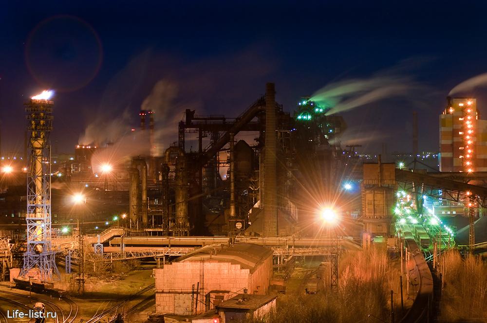 фотография Виталий Караван нижнетагильский металлургический комбинат производство металла