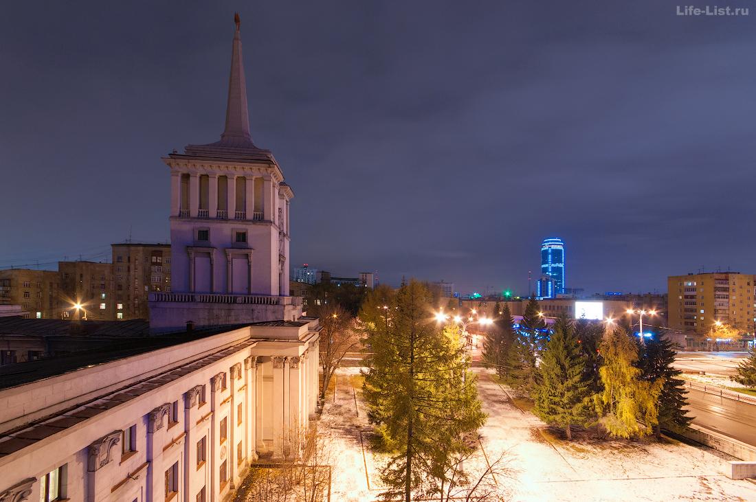 окружной дом офицеров Екатеринбург красивое фото