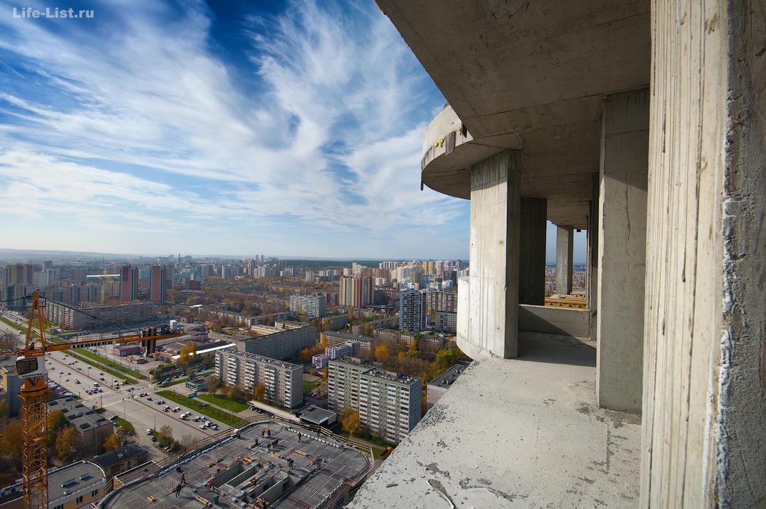 жк Олимпийский Екатеринбург 37 этажей photo Vitaly Karavan