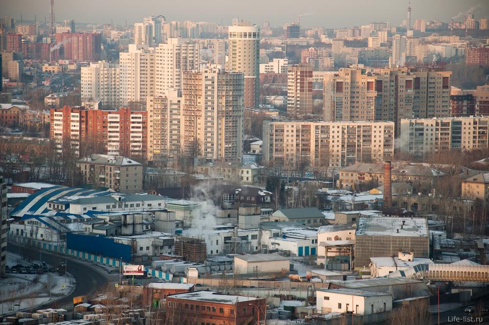 Ботаника – мо «город Екатеринбург», Свердловская