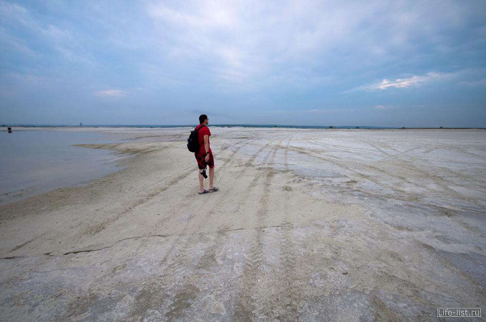 березовская пустыня пески фото