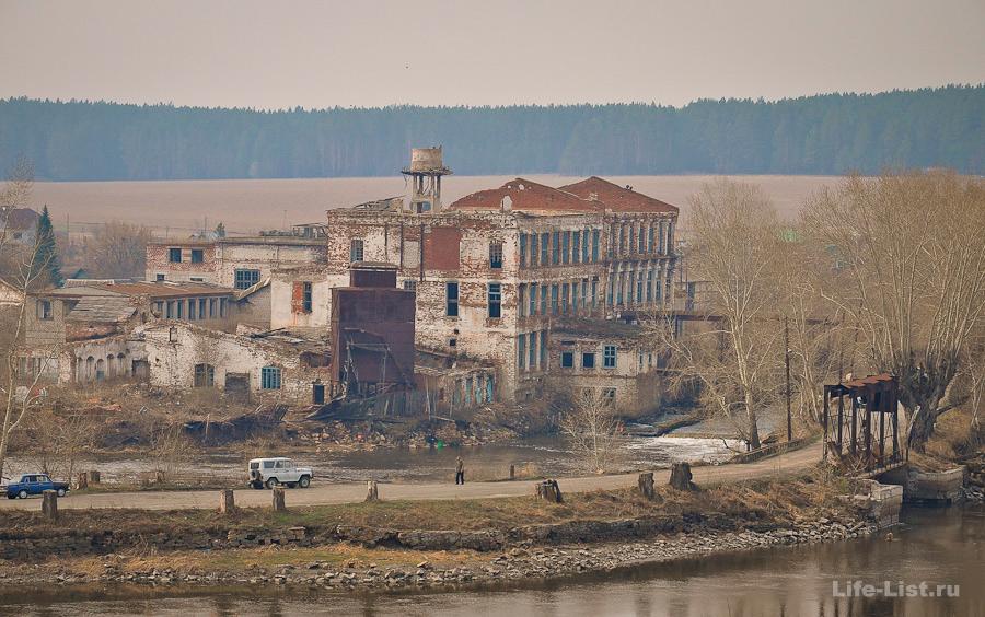 фото старая пимокатная фабрика урбантрип