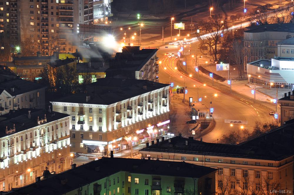 Екатеринбург Челюскинцев