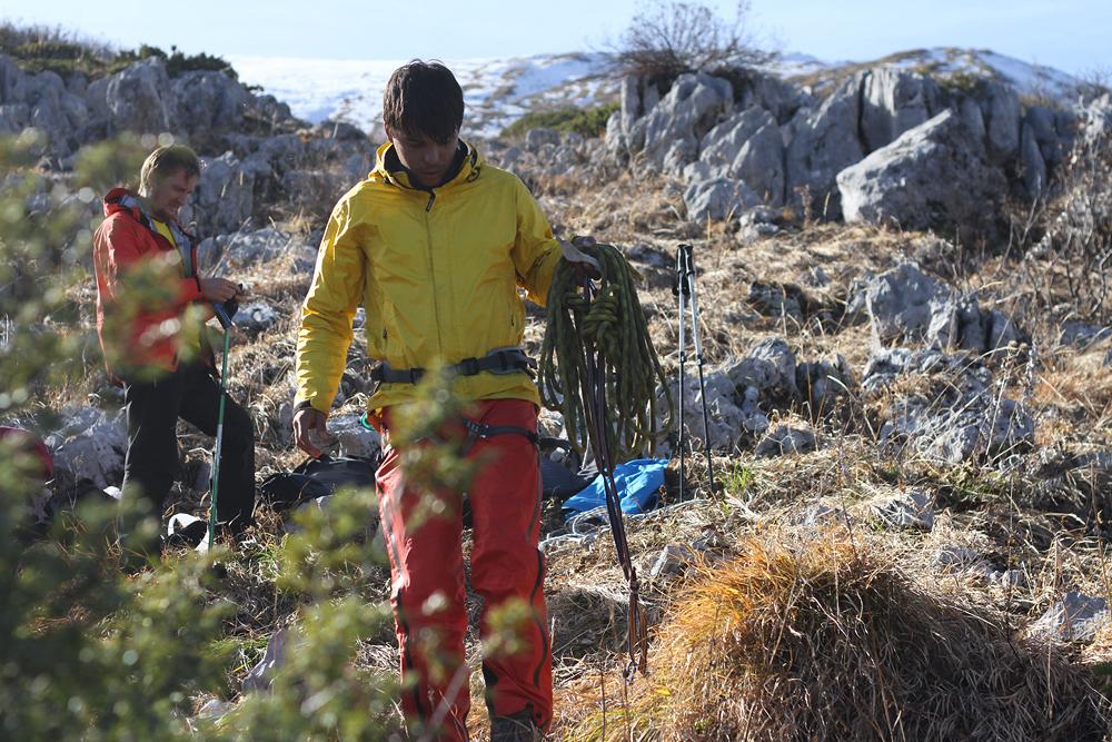 подготовка к прыжку в вингсьюте в Абхазии Виталий Караван Ратмир Нагимьянов