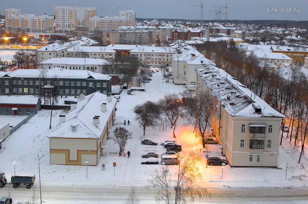 Улица Александра Козицына фото Верхняя Пышма