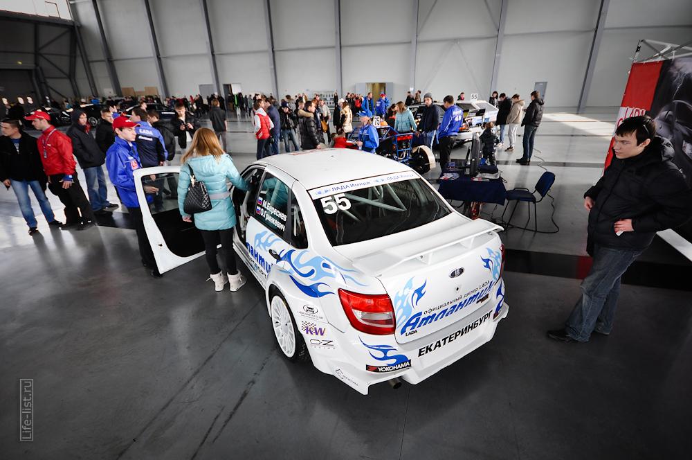 Ural Spring Racing 2013 Екатеринбург