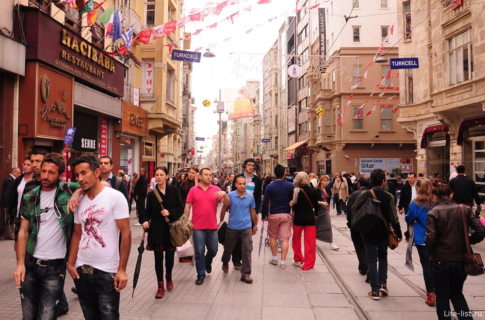 Личное впечатление о Стамбуле