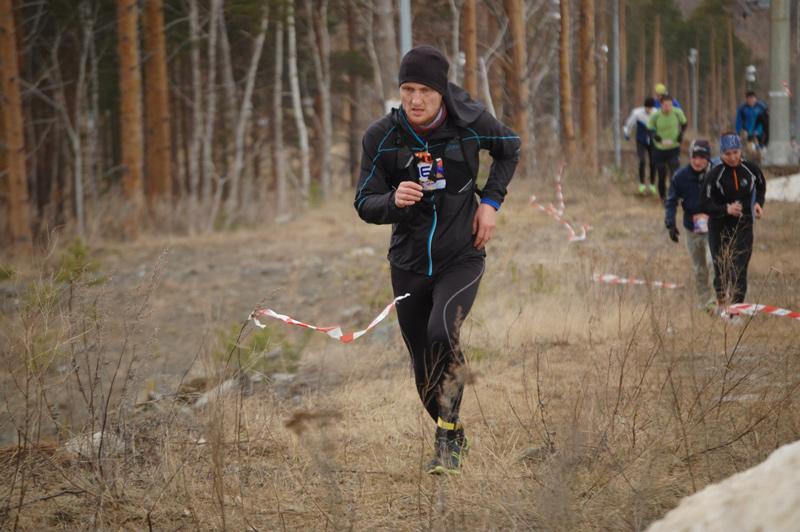 Чемпионат по горному бегу Екатеринбург