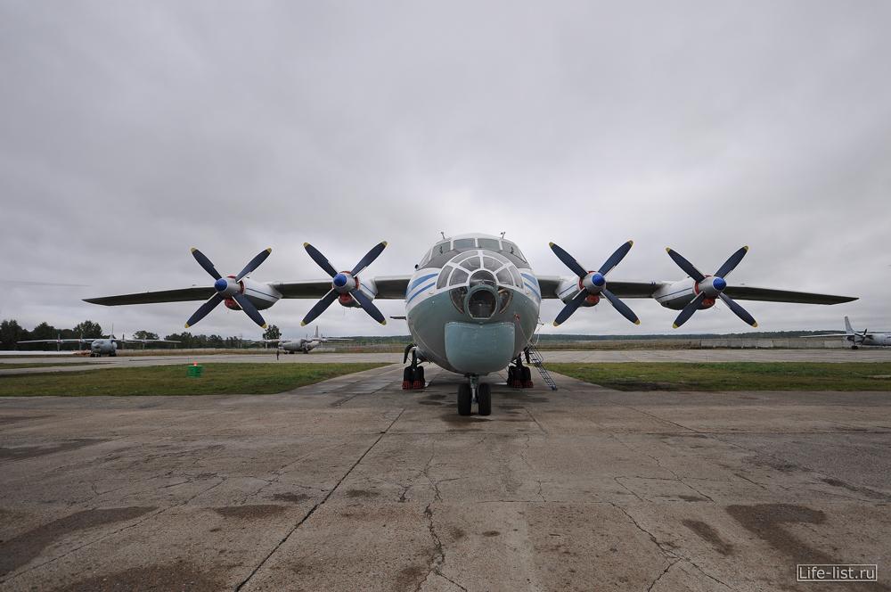 выставка в Кольцово самолет АН показ авиатехники