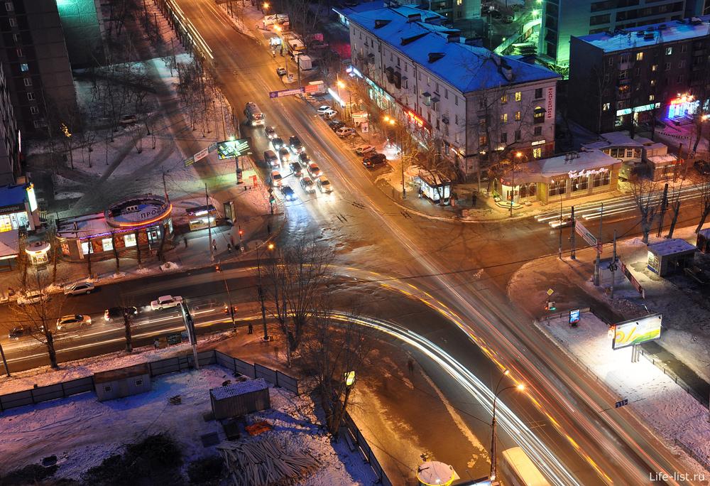 Екатеринбург Белинского Щорса