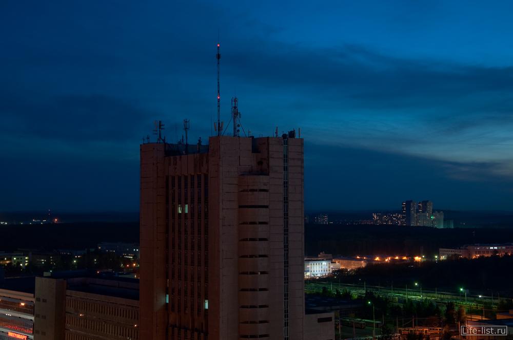 офисное здание волгоградская 193 Екатеринбург деловой центр олимп