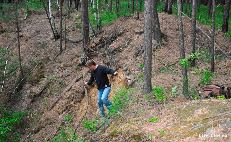 заброшенные шахты у Двуреченска