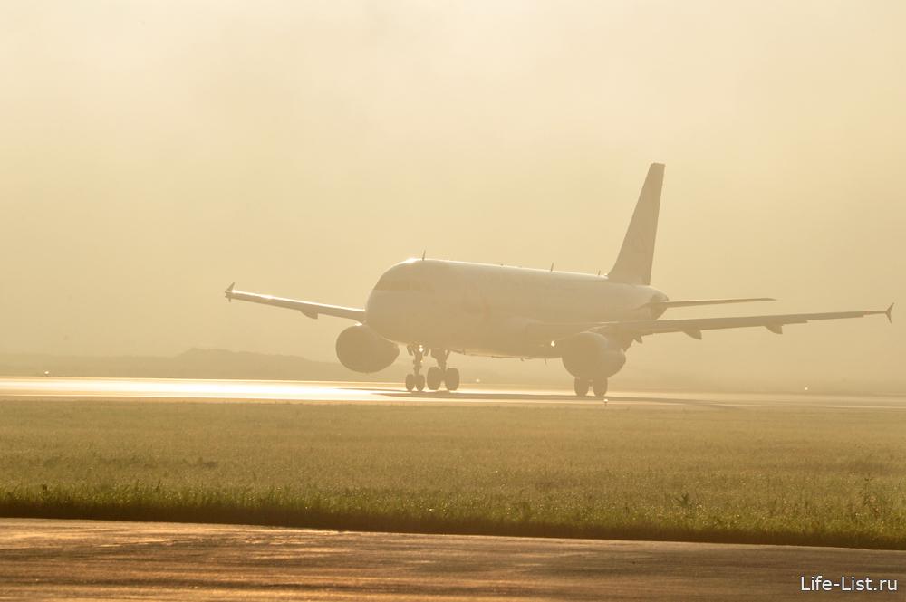 spotting Кольцово самолет фото