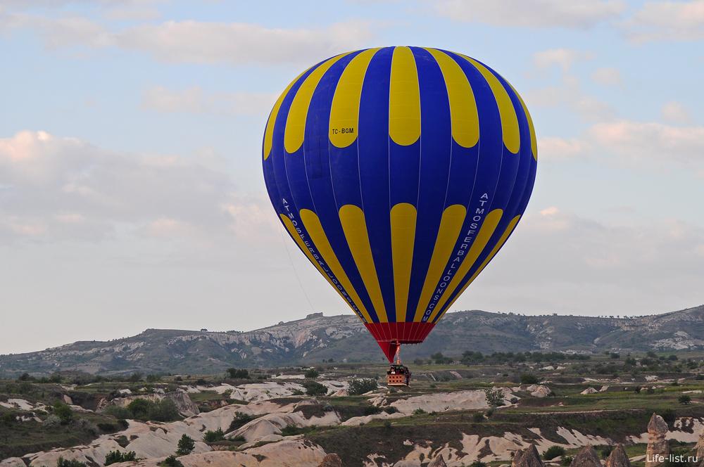 Воздушные шары в Гереме