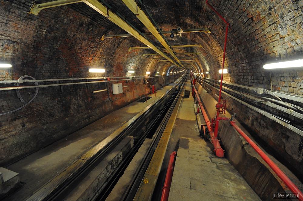 тоннель тунел в стамбуле старый фуникулер