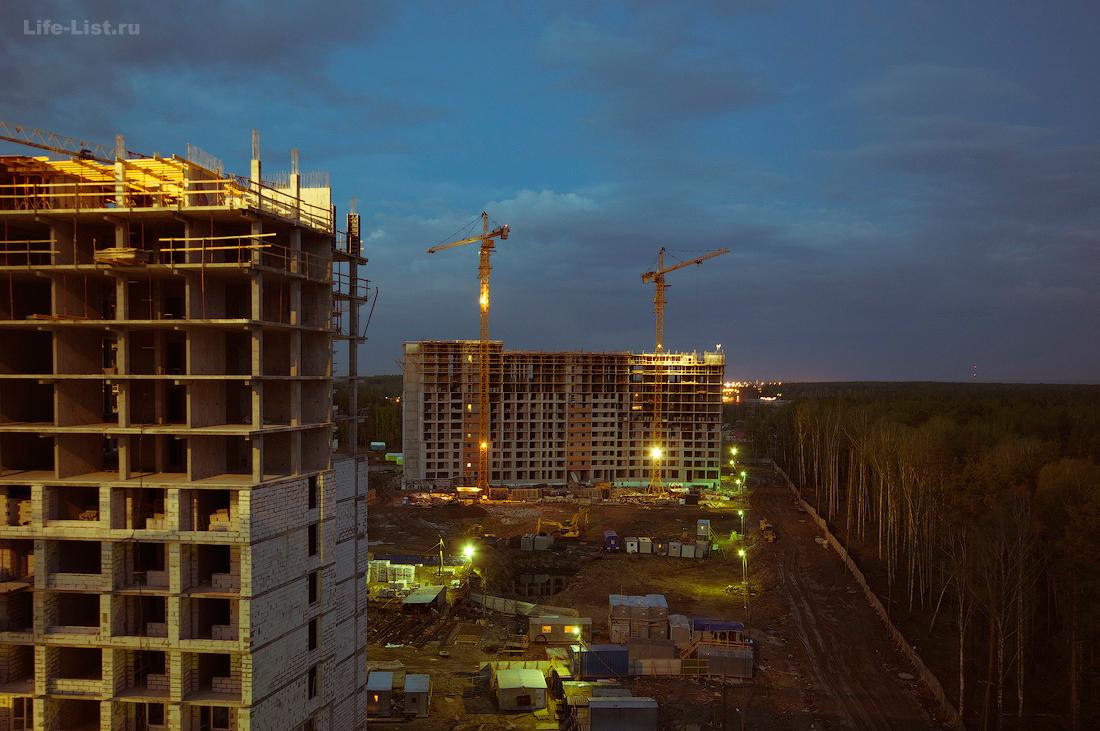 жк светлый индустриальный фотограф Виталий Караван