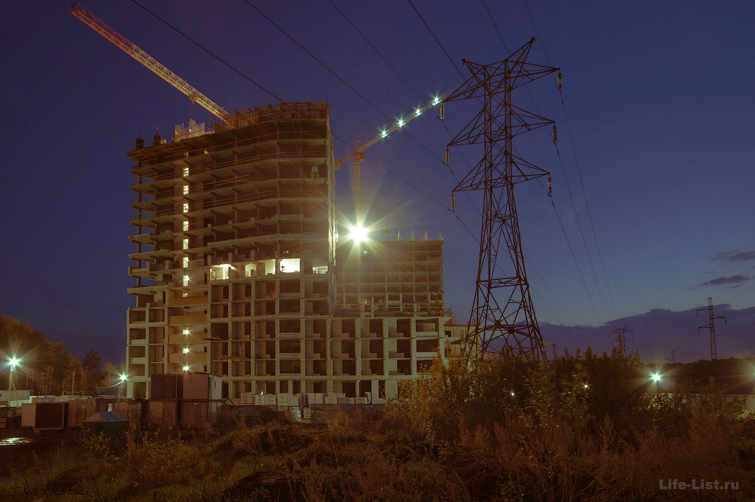 строительство домов жк Светлый