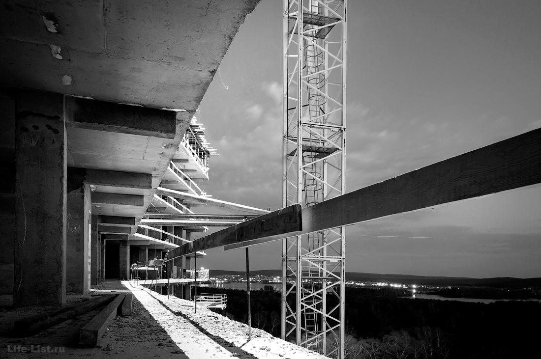 ЖК Светлый строительство индустриальный фотограф Виталий Караван