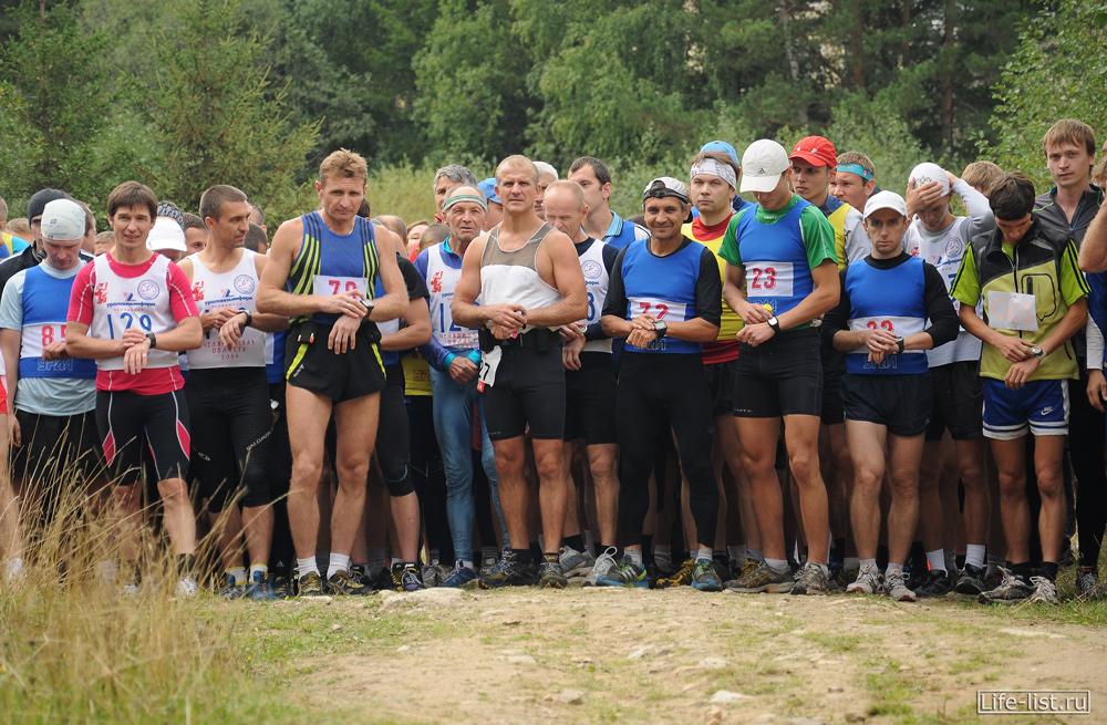 Горный марафон в таганае старт забег за облака