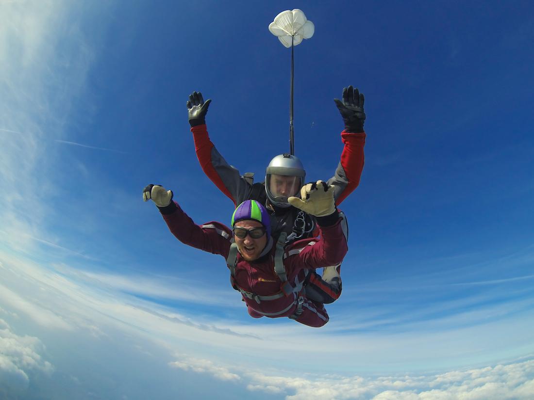 фото тандем прыжок Мензелинск небо