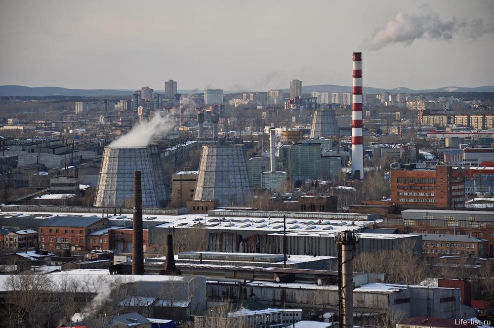 фото ВИЗ Екатеринбург