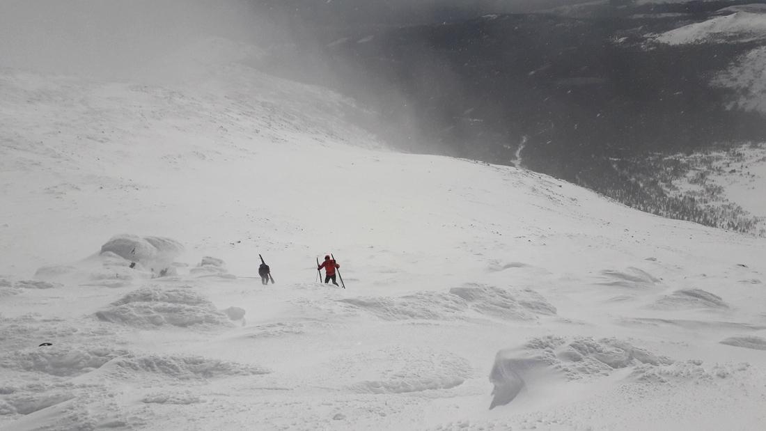 лыжный поход на Тылайский камень за один день