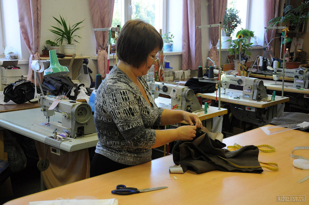 уральский оперный театр швейная мастерская фото