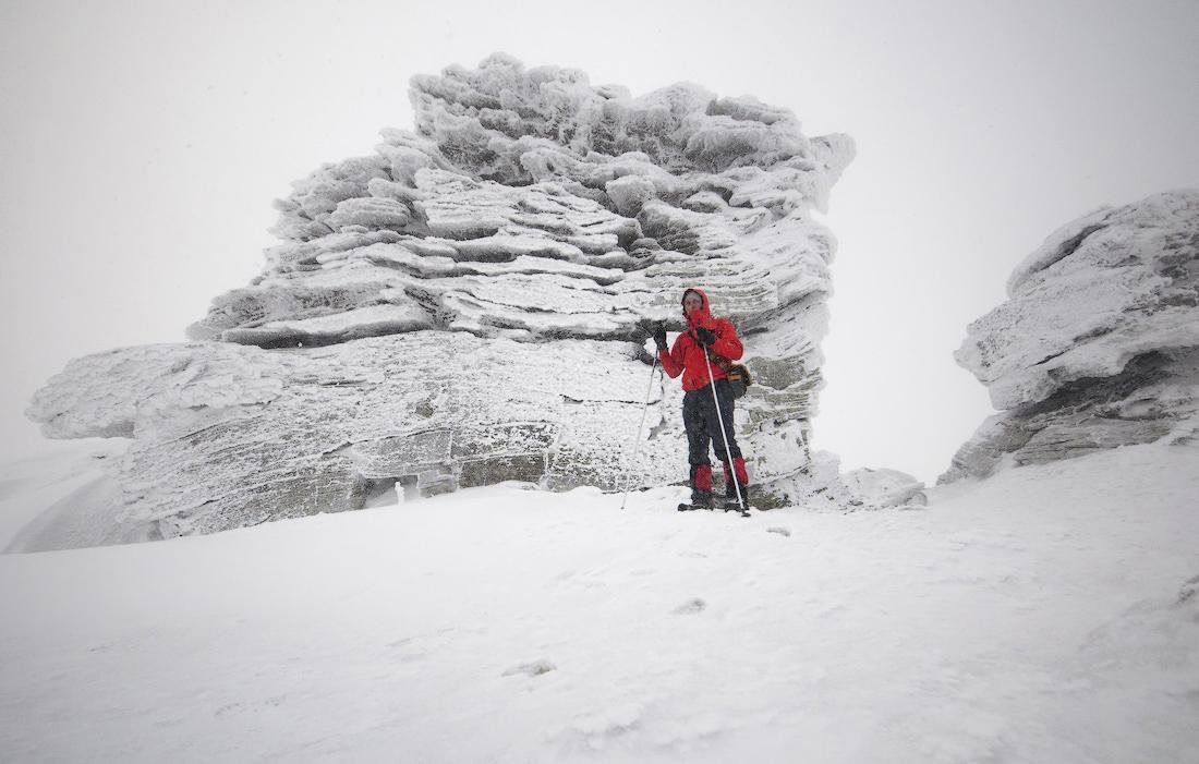 Зимний поход на хребет Уреньга Виталий Караван