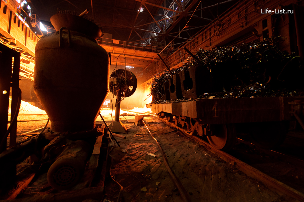 вентилятор у печи УЗМИ уфалейский завод металлоизделий