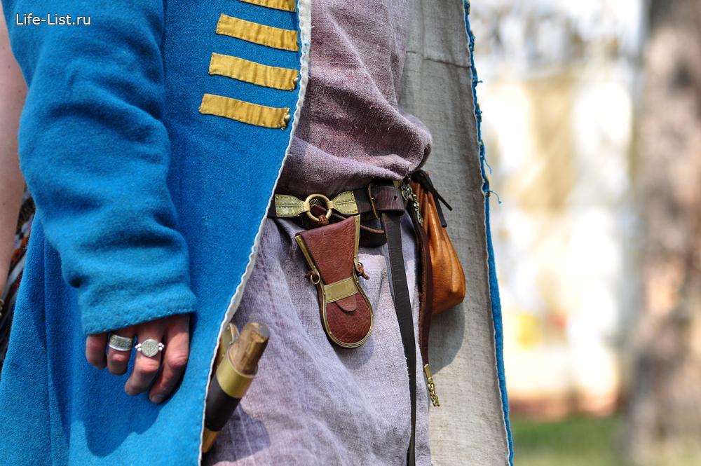 средневековая скандинавская одежда реконструкция фестиваль в Асбесте