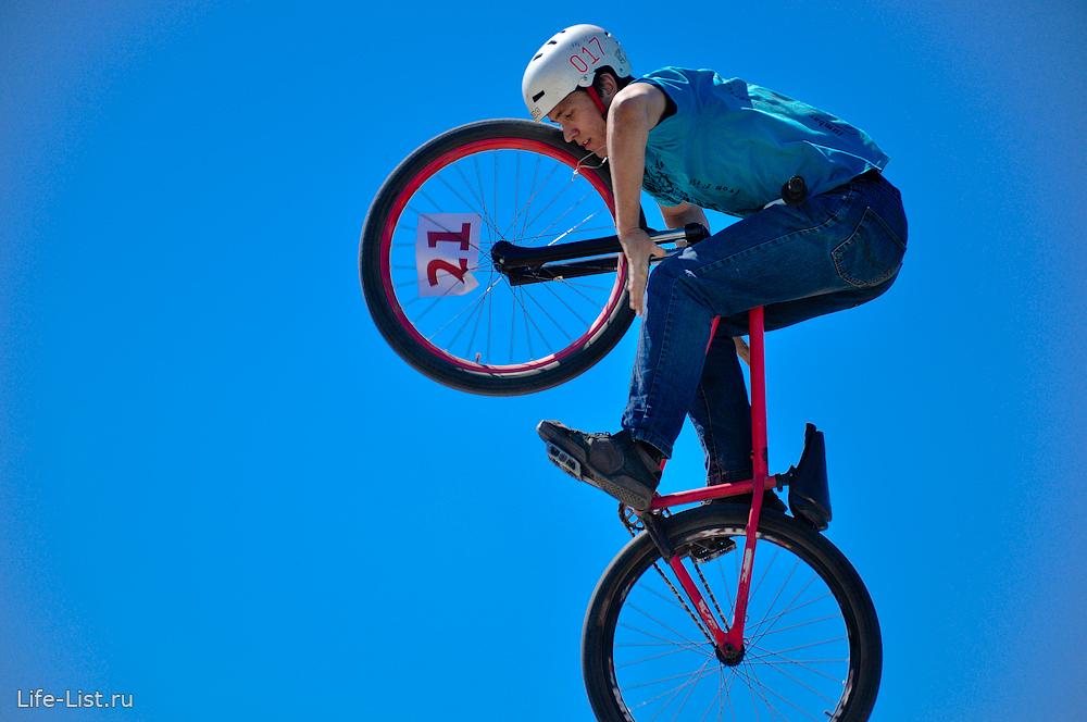 bmx красивые фото трюки на велосипедах