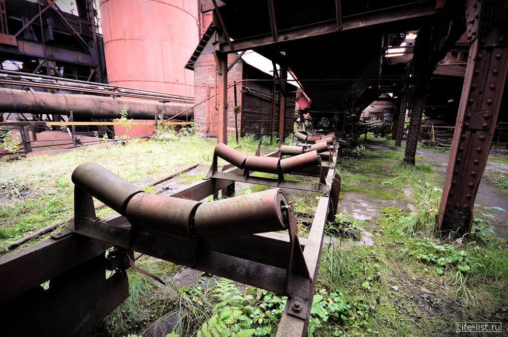 транспортер для руды металлургический завод музей фото