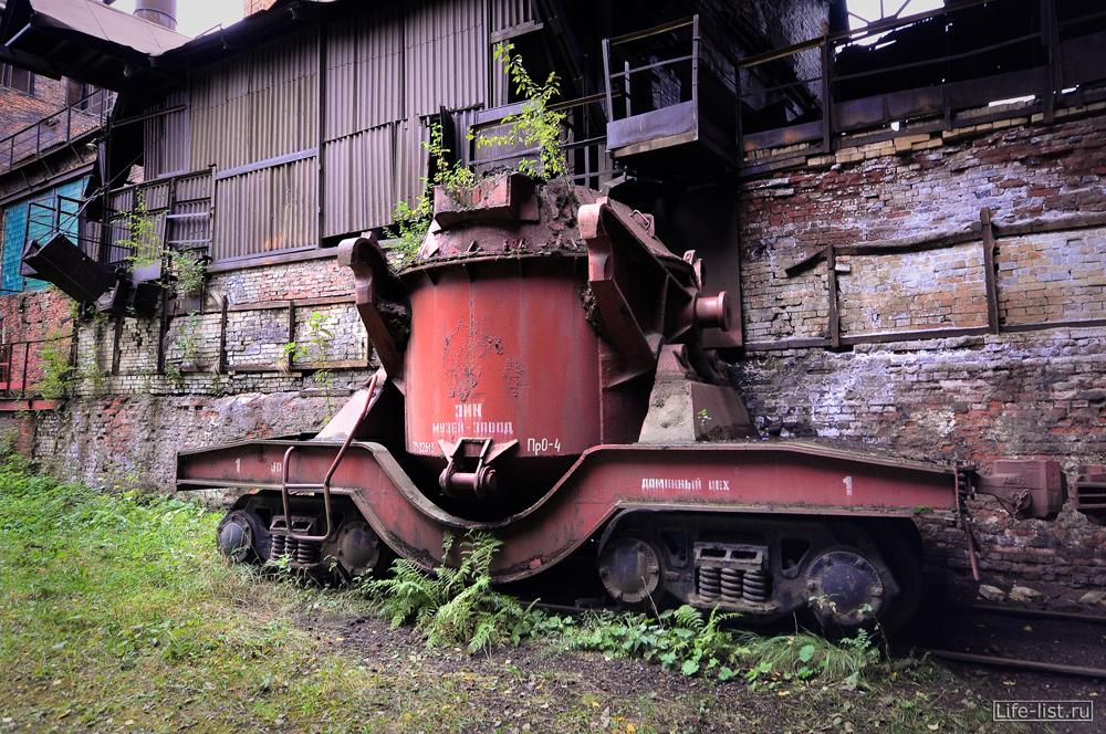 чугуновозный вагон фото металлургия черная