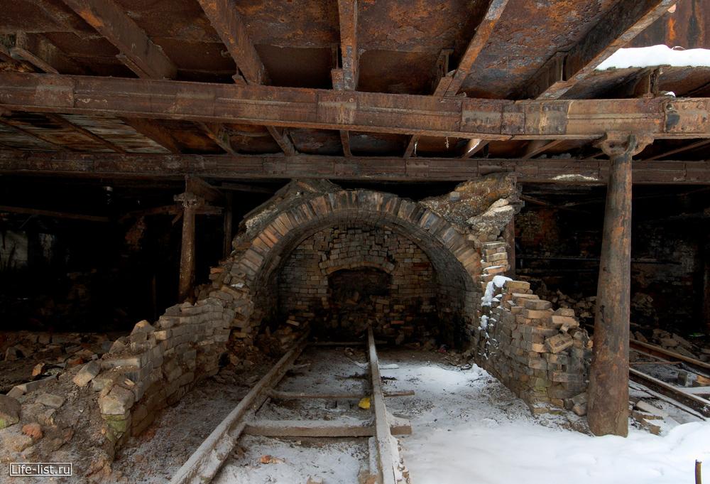 Металлургический завод Куйбышева урбантрип печь в мартеновском цехе