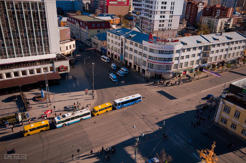 Екатеринбург лучший город красивые фото