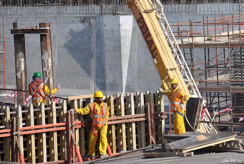 Абу-Даби. Строительство. Эмираты