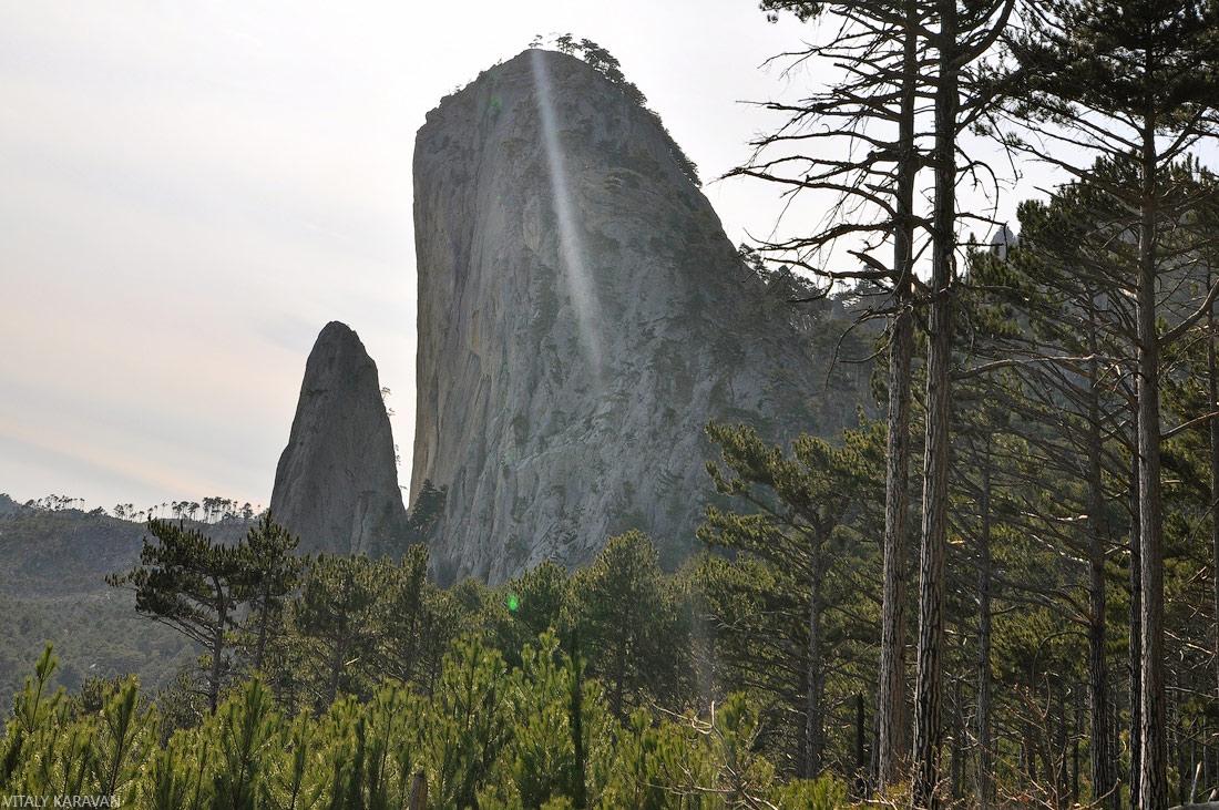 гора Шаан-Кая Крым