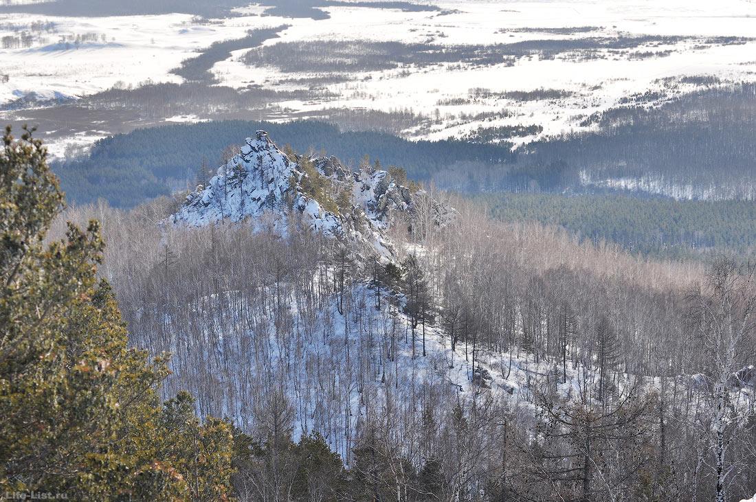 хребет Алабия красивое фото