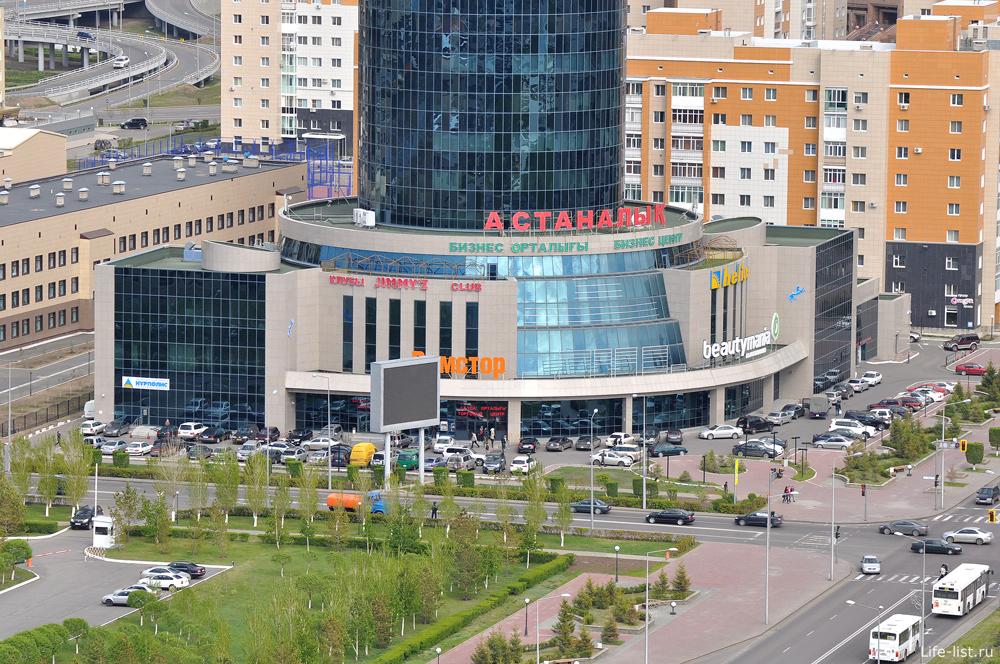 Бизнес центр Астаналык