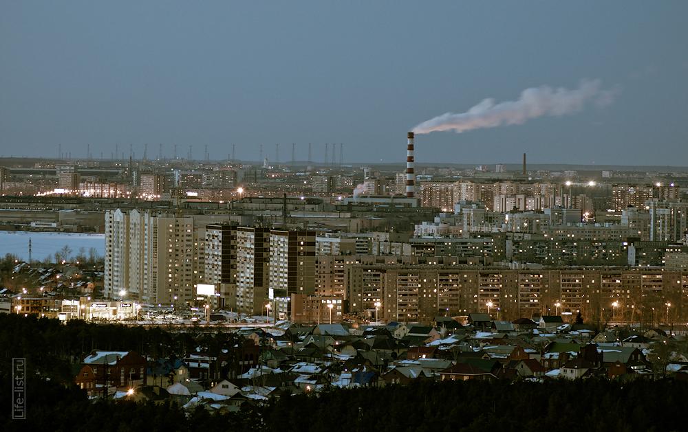 Екатеринбург фото Виталий Караван с ЖК Аворора