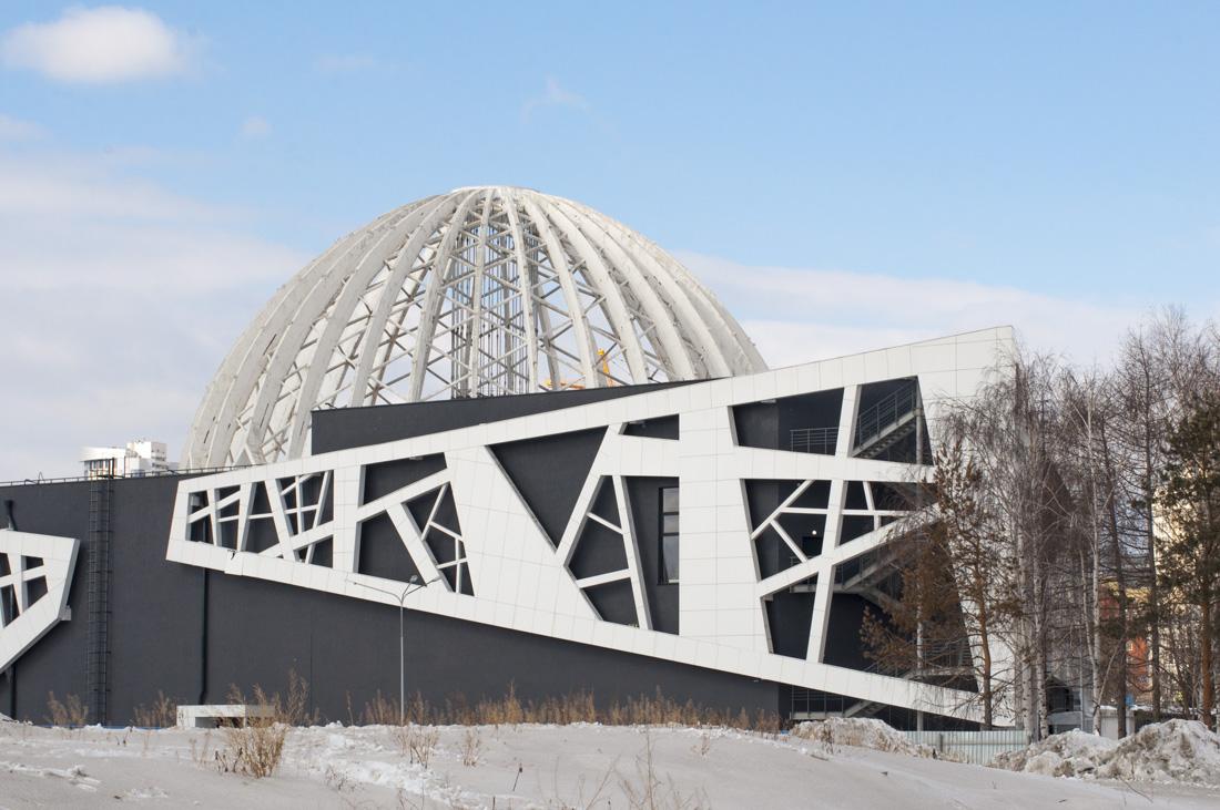 Мультимедийный исторический парк в Екатеринбурге
