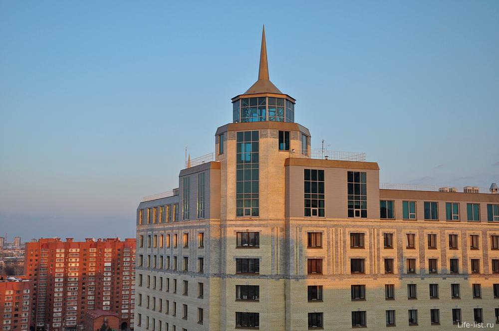 Офисное здание Екатеринбург