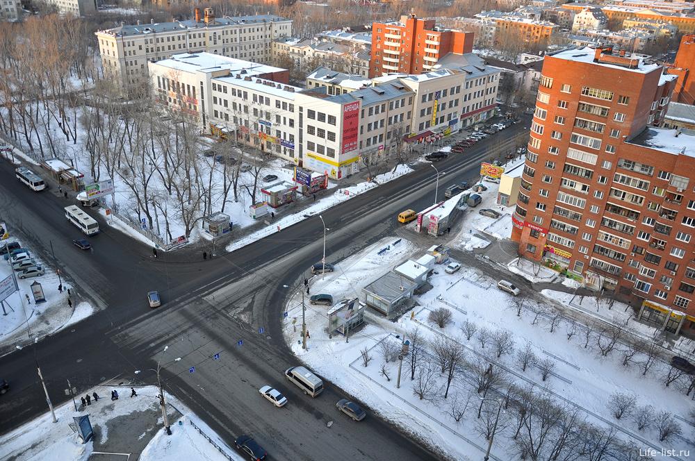 Белинского Декабристов Екатеринбург фото