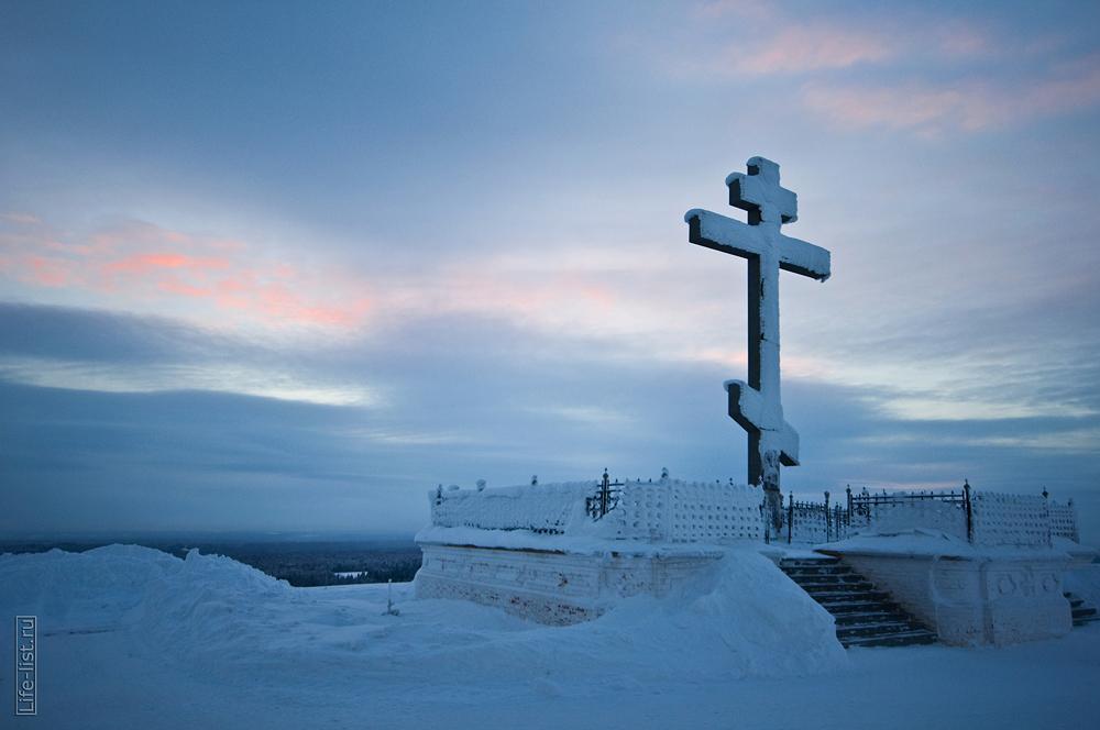 крест на белой горе белогорский монастырь в Перми