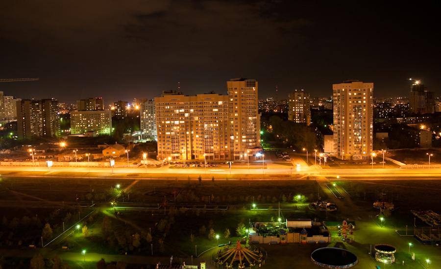 Ботаника Екатеринбург