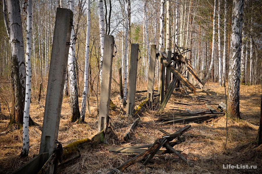 старый развалившийся забор фото