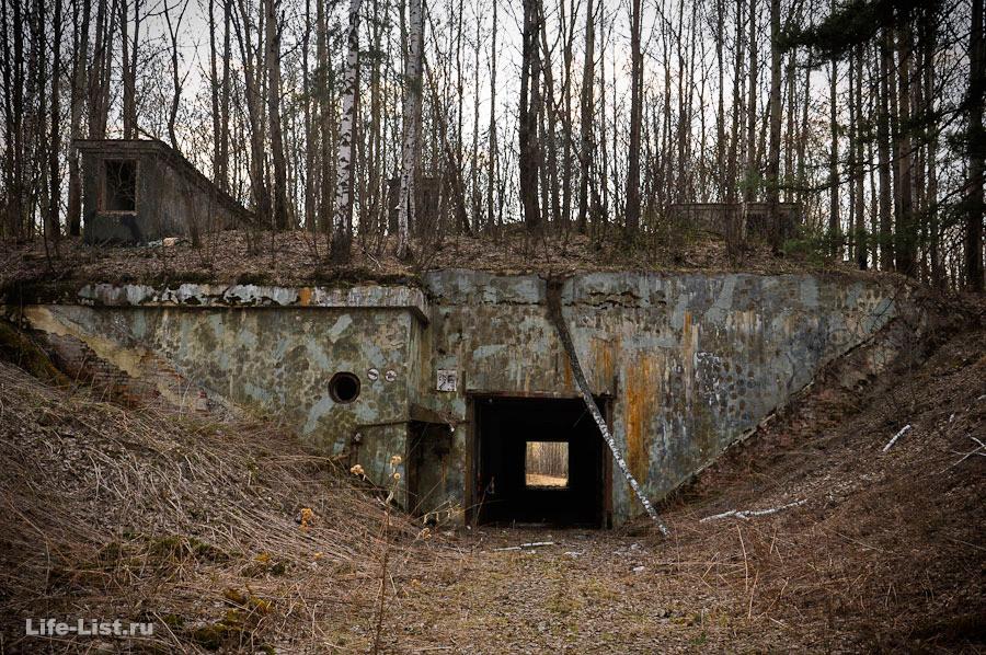 бункер двери задвижки у Истока Свердловская область