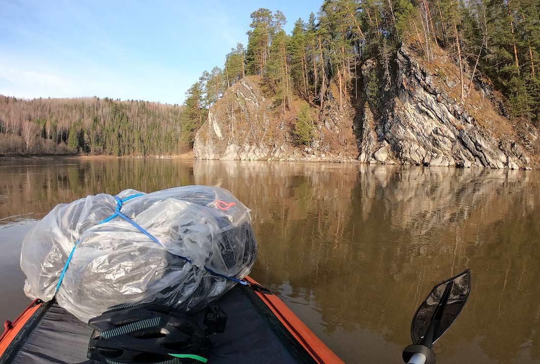 сплав по реке Чусовая на пакрафте на майские праздники